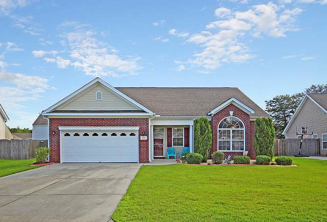 535 Rosings Drive, Summerville, SC 29486 (#20016097) :: The Gregg Team