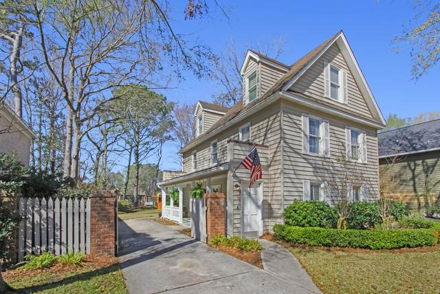 987 Governors Road, Mount Pleasant, SC 29464 (#20016152) :: The Cassina Group
