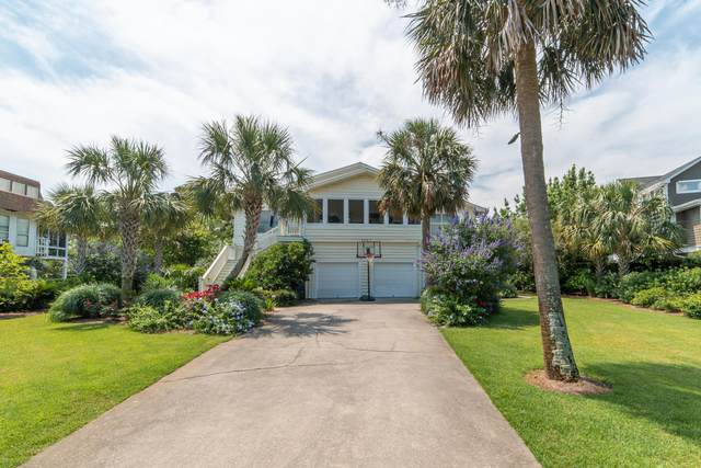 2857 Brownell Avenue, Sullivans Island, SC 29482 (#20016160) :: The Cassina Group