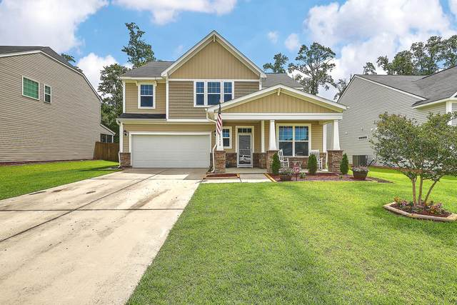 2112 Clipstone Drive, Ladson, SC 29456 (#20016164) :: The Cassina Group