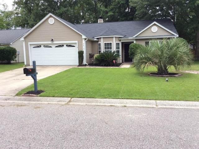 2616 Turben Place, Mount Pleasant, SC 29466 (#20016180) :: The Cassina Group