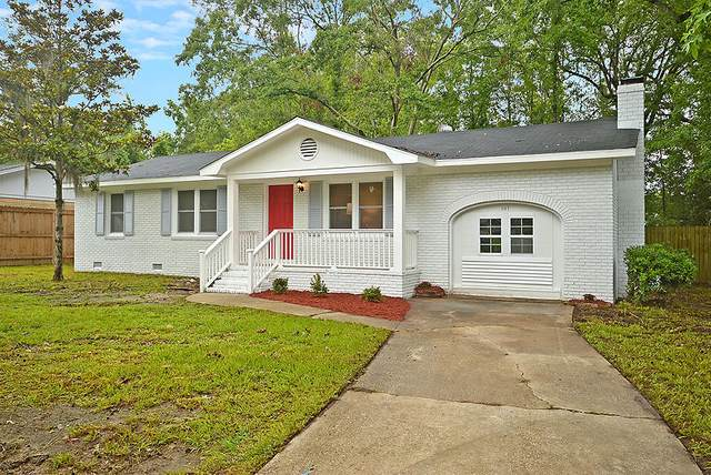 107 Carmon Street, Summerville, SC 29485 (#20016220) :: The Cassina Group