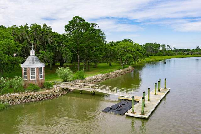 7721 Steamboat Landing Road, Edisto Island, SC 29438 (#20016224) :: The Cassina Group