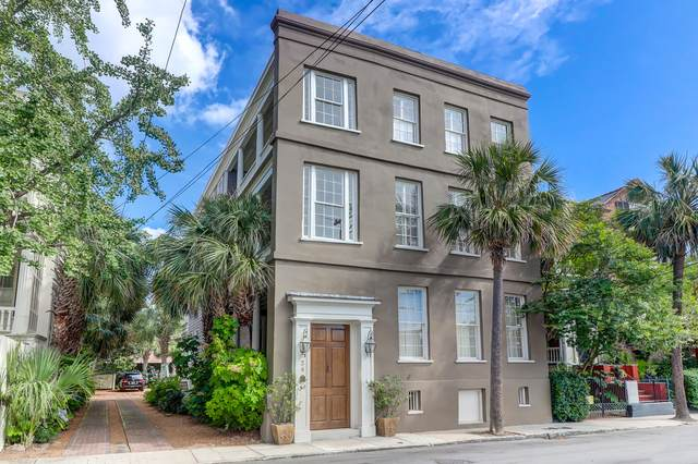 34 Society Street A, Charleston, SC 29401 (#20016324) :: The Cassina Group