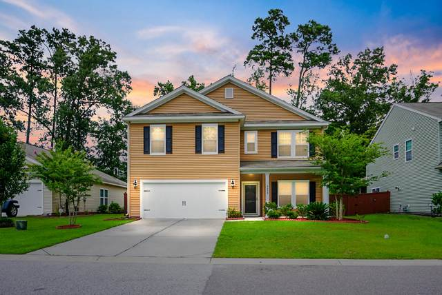 5432 Overland Trail, North Charleston, SC 29420 (#20016414) :: The Cassina Group
