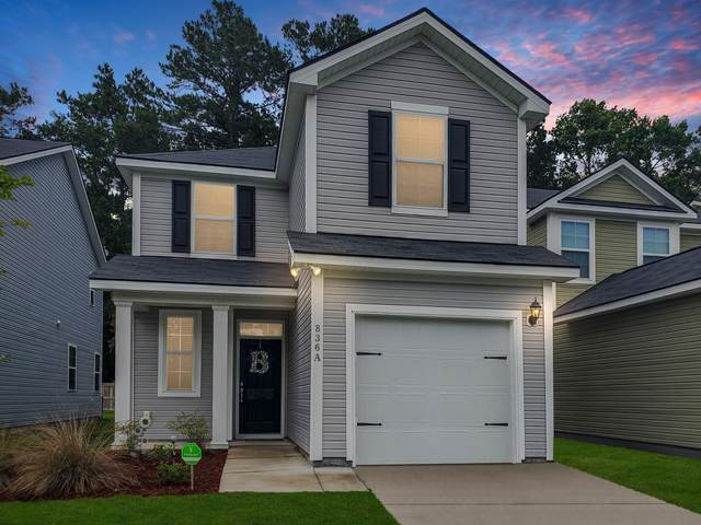836 Winthrop Street A, Ladson, SC 29456 (#20016424) :: Realty One Group Coastal