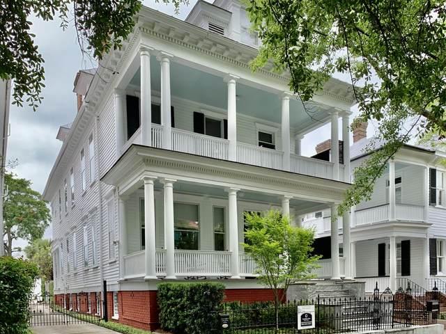 28 Charlotte Street 1 & 2, Charleston, SC 29403 (#20016426) :: The Cassina Group