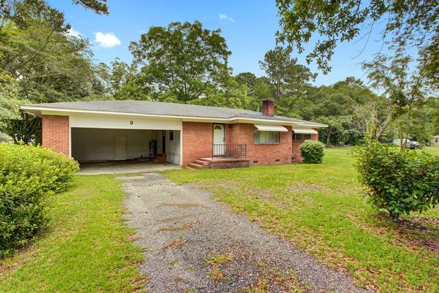 1222 Old Salkehatchie Road, Yemassee, SC 29945 (#20016448) :: The Cassina Group