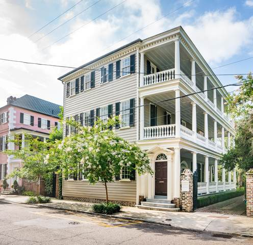 125 Tradd Street, Charleston, SC 29401 (#20016452) :: The Gregg Team
