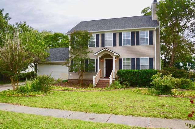 1147 Tidal View Lane, Charleston, SC 29414 (#20016654) :: The Cassina Group