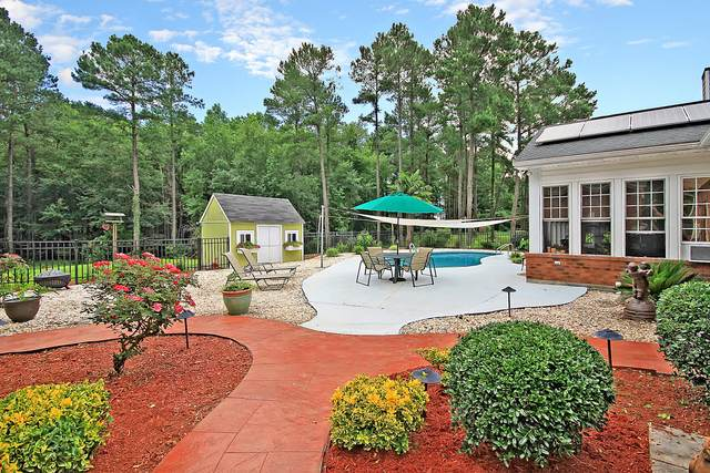 967 2nd Bend Road, Harleyville, SC 29448 (#20016690) :: The Cassina Group