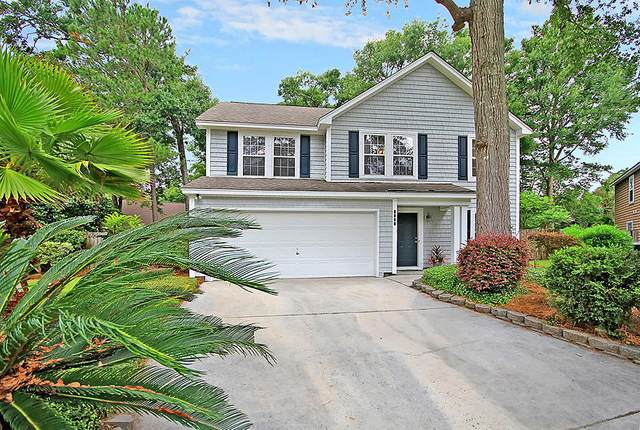 2003 Petersfield Pl Drive, Charleston, SC 29412 (#20016845) :: The Gregg Team