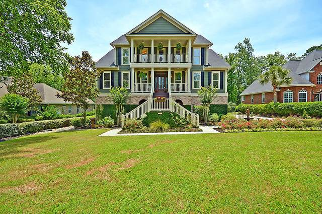 4165 Club Course Drive, North Charleston, SC 29420 (#20016927) :: The Cassina Group