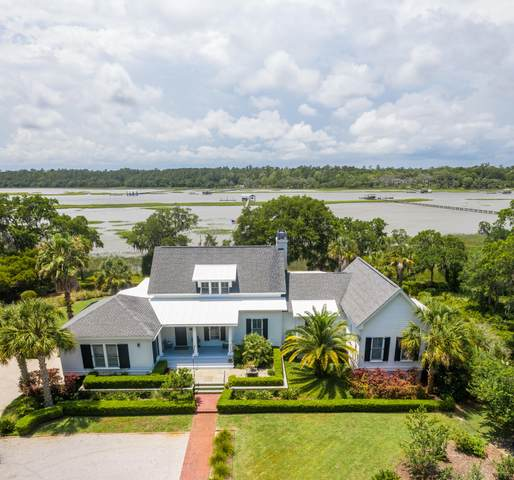 3408 Bohicket Road, Johns Island, SC 29455 (#20017016) :: The Gregg Team