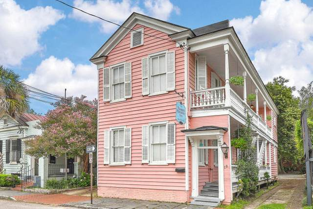 19 Pinckney Street Street, Charleston, SC 29401 (#20017073) :: The Cassina Group