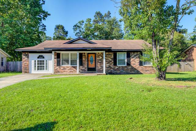 107 Wadmalaw Circle, Summerville, SC 29483 (#20017076) :: The Cassina Group