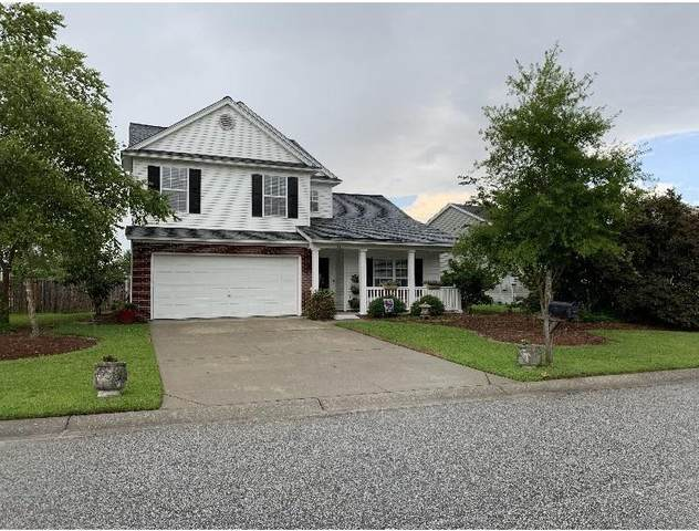 439 Dovetail Circle, Summerville, SC 29483 (#20017120) :: The Gregg Team