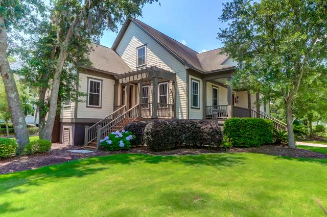 539 Park Crossing Drive, Charleston, SC 29492 (#20017138) :: The Cassina Group