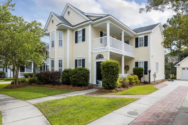 1884 Hubbell Drive, Mount Pleasant, SC 29466 (#20017150) :: The Cassina Group