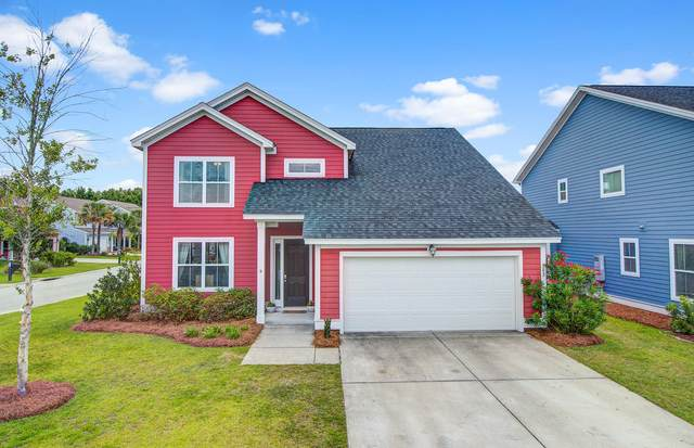 202 Rice Mill Place, Wando, SC 29492 (#20017167) :: The Cassina Group