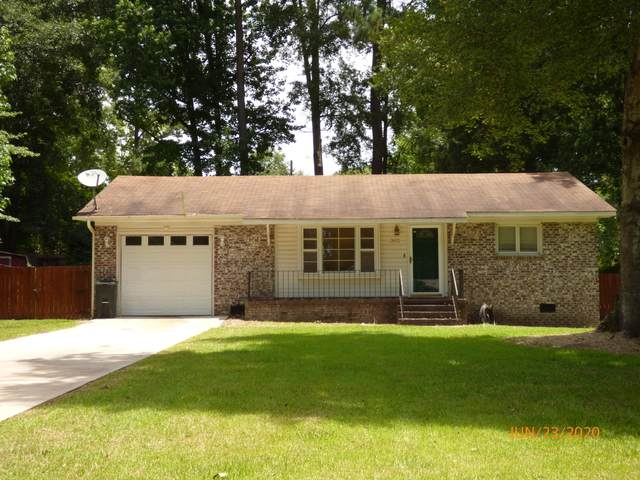 302 Forest Circle, Summerville, SC 29483 (#20017180) :: The Cassina Group