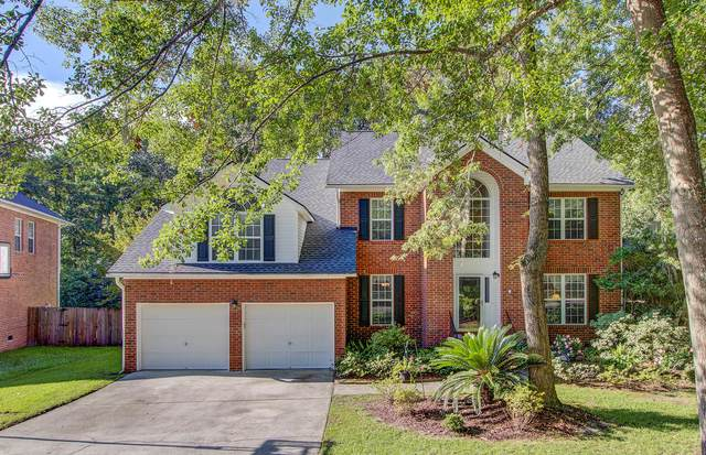 109 Kenilworth Road, Summerville, SC 29485 (#20017210) :: The Cassina Group