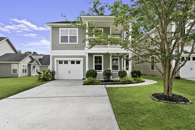 218 Recess Drive, Ladson, SC 29456 (#20017336) :: The Cassina Group