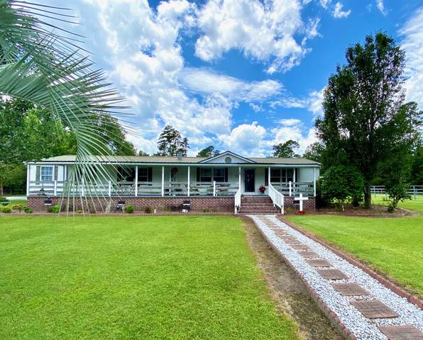 365 Mims Road, Harleyville, SC 29448 (#20017361) :: The Cassina Group
