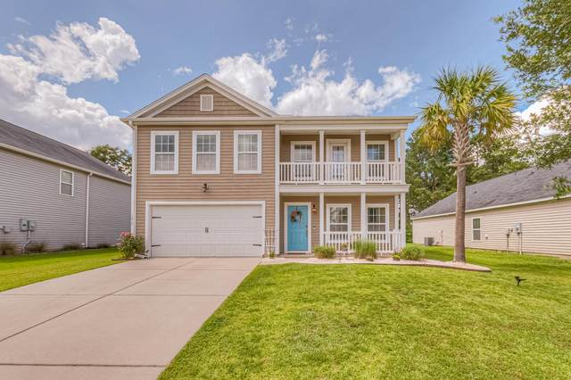 1272 Wild Goose Trail, Summerville, SC 29483 (#20017427) :: The Cassina Group
