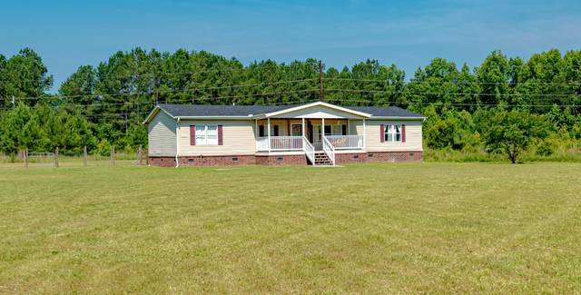 1281 Red Bank Road, Walterboro, SC 29488 (#20017442) :: The Cassina Group