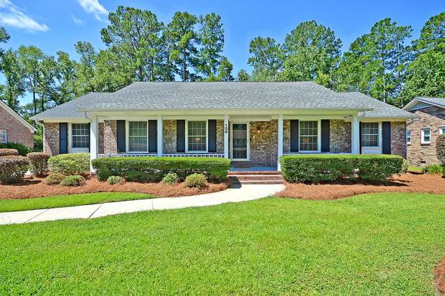 106 Dunbury Drive, Summerville, SC 29485 (#20017446) :: The Cassina Group