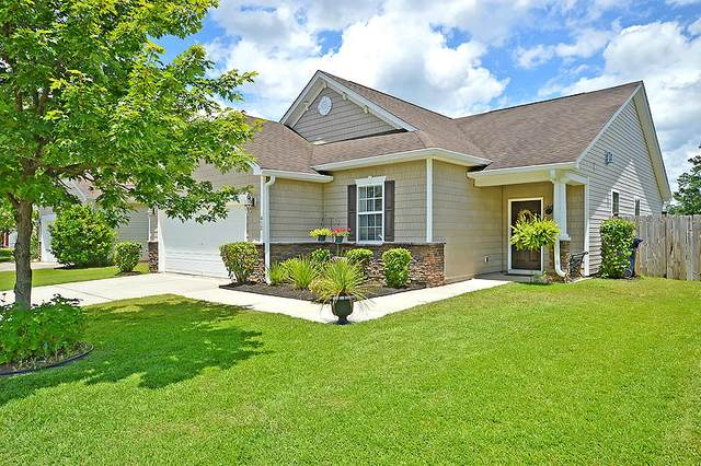 412 Town Woods Trace, Summerville, SC 29483 (#20017482) :: The Cassina Group