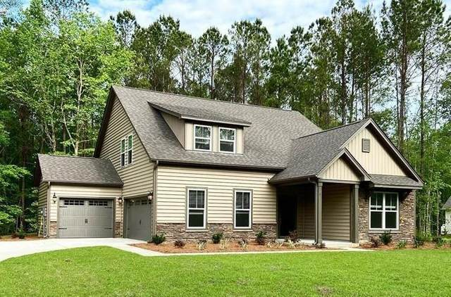 66 Deep Gap Road, Ridgeville, SC 29472 (#20017496) :: The Cassina Group