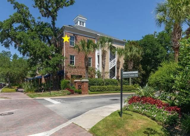 260 Seven Farms Drive #301, Charleston, SC 29492 (#20017505) :: The Gregg Team