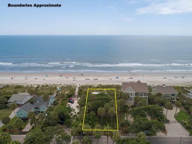801 W Ashley Avenue, Folly Beach, SC 29439 (#20017526) :: The Cassina Group