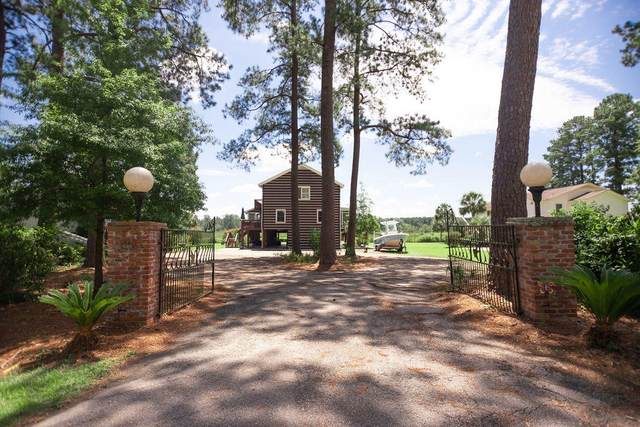 340 Ashepoo Drive, Green Pond, SC 29446 (#20017528) :: The Cassina Group