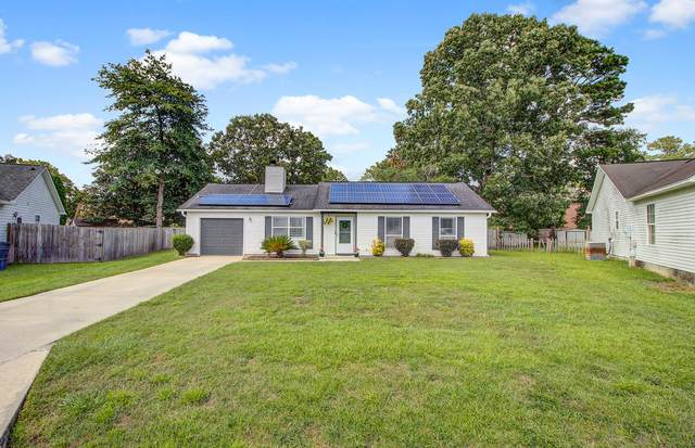 2760 Donner Avenue, North Charleston, SC 29406 (#20017561) :: The Cassina Group