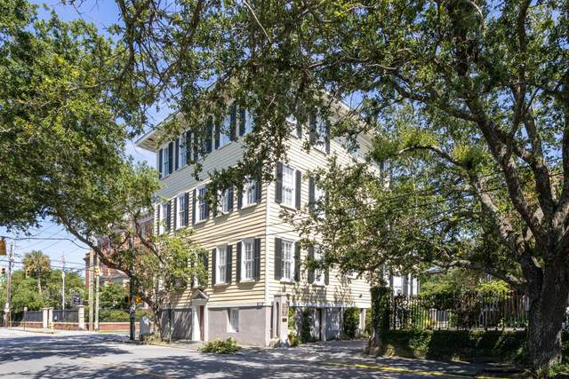 151 Wentworth Street 2A, Charleston, SC 29401 (#20017725) :: The Gregg Team
