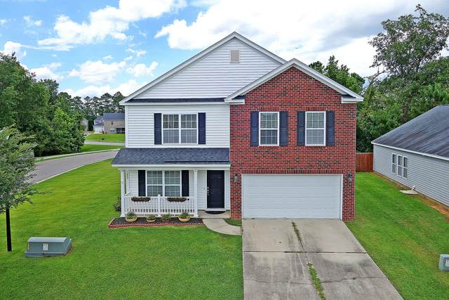1280 Wild Goose Trail, Summerville, SC 29483 (#20017726) :: The Cassina Group