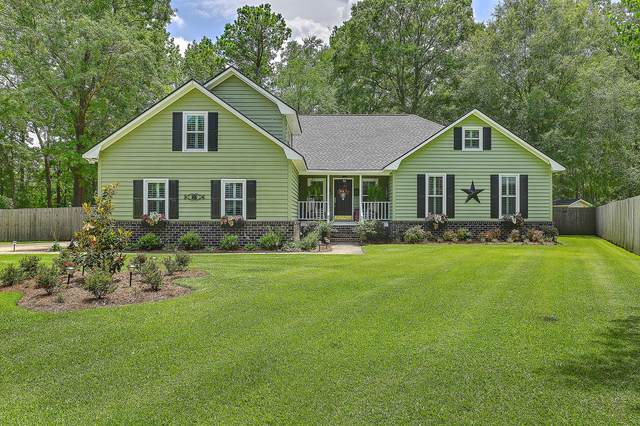 189 Fox Chase Drive, Goose Creek, SC 29445 (#20017775) :: The Cassina Group
