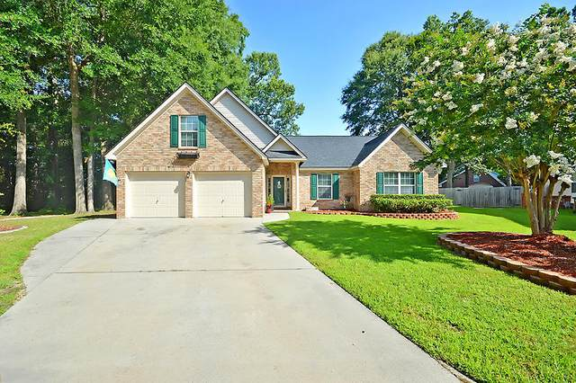 126 Winslow Lane, Summerville, SC 29485 (#20017810) :: The Cassina Group