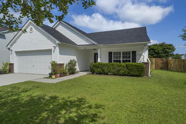 558 Holiday Drive, Summerville, SC 29483 (#20017829) :: The Cassina Group