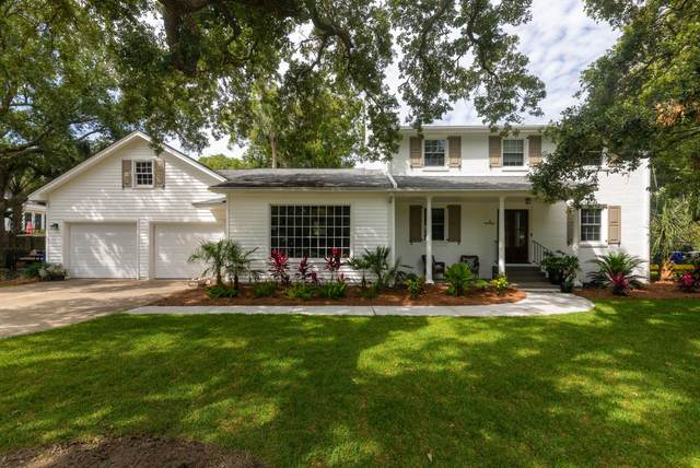 3 19th Avenue, Isle Of Palms, SC 29451 (#20017838) :: The Cassina Group