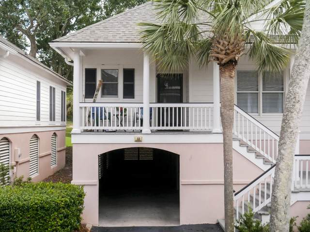 10 Links Clubhouse Court, Isle Of Palms, SC 29451 (#20017843) :: The Cassina Group