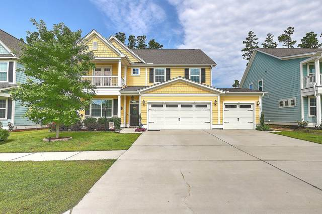 209 Clear Sky Lane, Summerville, SC 29486 (#20017844) :: The Cassina Group