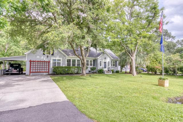 416 Woodland Shores Road, Charleston, SC 29412 (#20017857) :: The Cassina Group