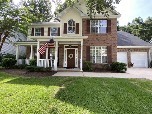 122 Guildford Drive, Goose Creek, SC 29445 (#20017862) :: The Cassina Group