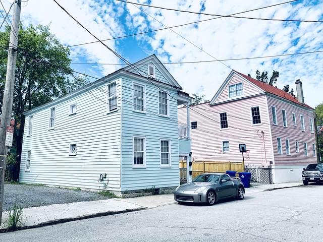 21 Duncan Street, Charleston, SC 29403 (#20017894) :: The Gregg Team