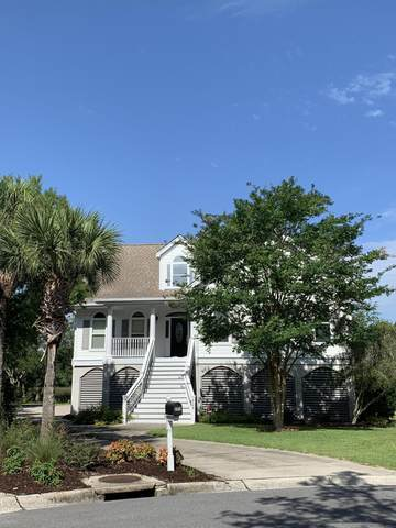 805 Fiddlers Point Lane, Mount Pleasant, SC 29464 (#20017900) :: The Cassina Group