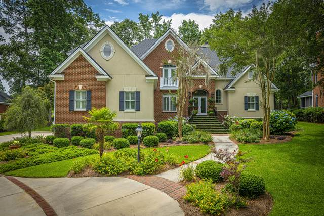 8642 W Fairway Woods Drive, North Charleston, SC 29420 (#20017919) :: The Cassina Group